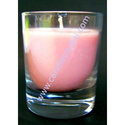 Color Container Scented - Unscented Candles Spa