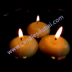 Floating Candles for Spa
