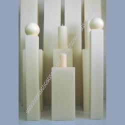 Giant Pillar Candles