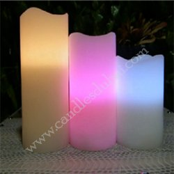 LED Spa Candles