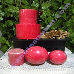 Spa Soya Scented Candles