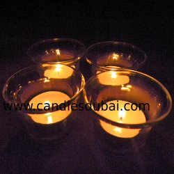 Spa Tealight Candles