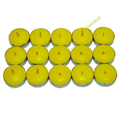 Tealight Citronella Candles